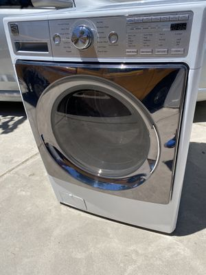 Front Load Washer Kenmore Heavy Duty for Sale in Fontana, CA