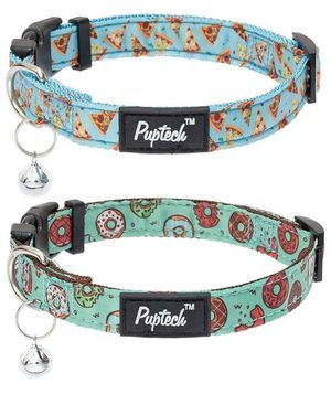 Foodie Dog Collars-Set of 2 for Sale in Rancho Cucamonga, CA