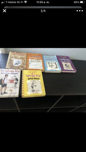 Diary of a Wimpy kid for Sale in Los Angeles, CA