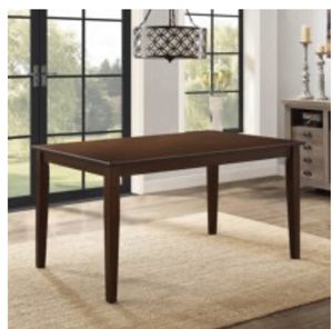 Better Homes & Gardens Bankston Dining Table, Multiple Finishes and 4 Better Homes and Gardens Bankston Dining Chair, Set of 4 for Sale in Atlanta, GA