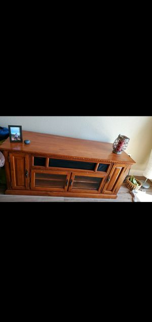 TV stand for Sale in Glendale, AZ