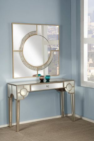 Mirror w/ Console Table 🔥🔥🇺🇸🇺🇸 for Sale in Fresno, CA