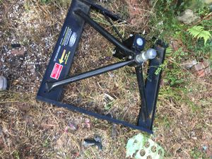 5th wheel adapter for Sale in Picayune, MS