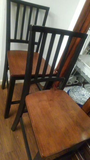Bar stools (2) for Sale in Hillsborough, NC
