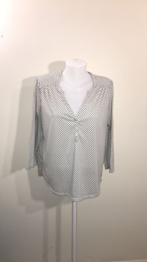 H&M Cream 3/4 Sleeve Blouse for Sale in New Hope, PA