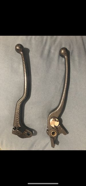 Motorcycle clutch and brake lever for Sale in Walkersville, MD
