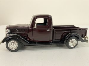 Diecast model 1937 Ford pickup truck 1:24 for Sale in Tempe, AZ