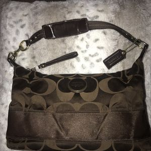 Coach Hobo Bag Brown for Sale in Cleveland, OH