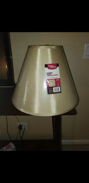 Lamp shade for Sale in Modesto, CA