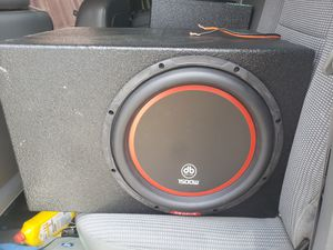 """Subwoofer DB Drive 12"""" for Sale in Plano, TX"""
