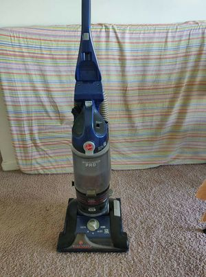 Hoover windtunnel pro vacuum for Sale in Marlborough, MA