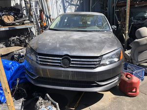 2013 VOLKSWAGEN PASSAT 2.5 PARTING OUT for Sale in Santa Ana, CA