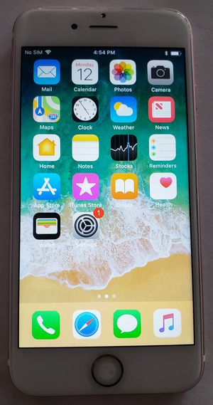I phone 6s, 64gb AT&T, unlock for any carier. for Sale in Lilburn, GA