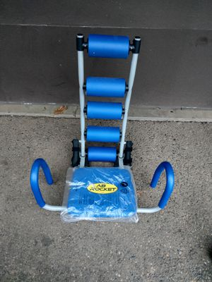 AB Rocket Exercise Machine for Sale in Beaverton, OR