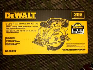 """BRAND NEW 6.5"""" Circular saw for Sale in Fresno, CA"""