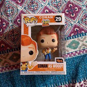 Conan O'Brien as Woody Funko Pop Figure for Sale in Compton, CA