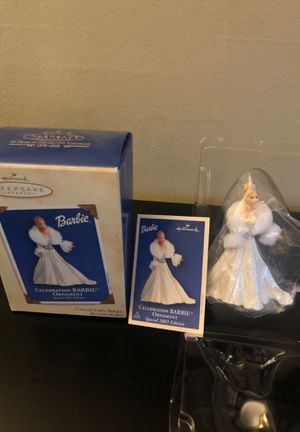Barbie doll 2003 hallmark celebration ornament for Sale in Mayfield Heights, OH