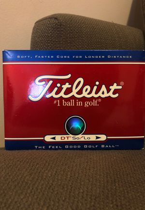 Titleist golf balls - brand new in package for Sale in Woodbridge, VA