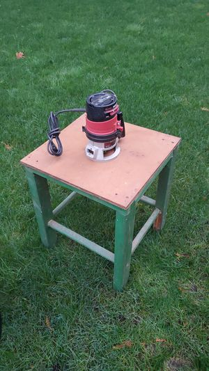 Router table for Sale in Buckley, WA