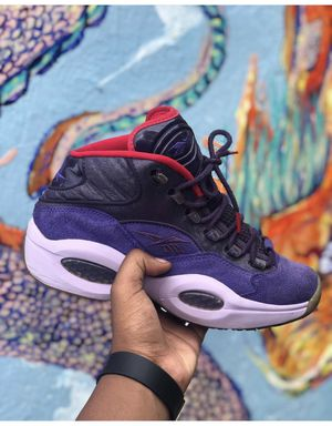 Reebok question mid for Sale in Orient, OH