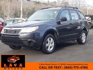 2010 Subaru Forester for Sale in Canton, CT