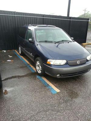 2002 minivan Mercury for Sale in Detroit, MI