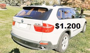 🌹$1.2OO I sell URGENT my car 2009 BMW X5 XDrive30i Runs and drives great! Clean title.🍂 for Sale in Richmond, VA