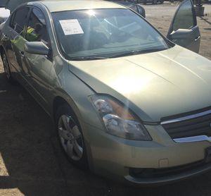 07 Nissan Altima for Sale in S CHESTERFLD, VA