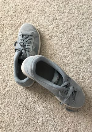 Nike 8.5 grey suede ladies for Sale in Columbus, OH