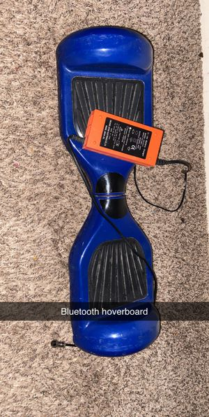 Bluetooth hoverboard for Sale in Baytown, TX