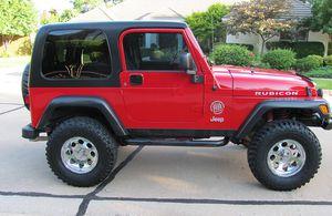 03 Truck CLEAN TITLE Jeep Rubicon 4X4 1000$ for Sale in Baton Rouge, LA