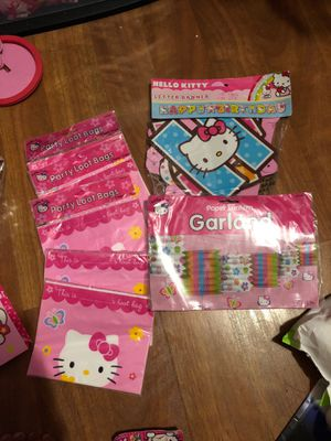 Hello Kitty Party Theme for Sale in Ewa Beach, HI