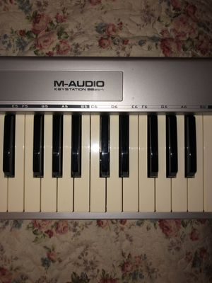 M-Audio Keystation 88-key Midi Controller for Sale in Brooklyn, NY