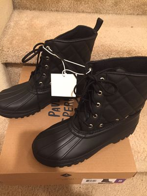 Ladies snow or rain boots, new, Sperry for Sale in San Marcos, CA
