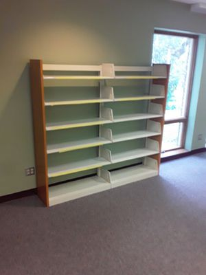 metal book shelves for Sale in Hudson, FL