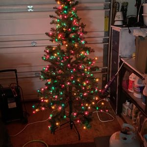 Brand new fake Christmas tree for Sale in Scappoose, OR