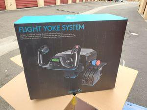 Logitech G Flight Yoke System for Sale in Los Angeles, CA