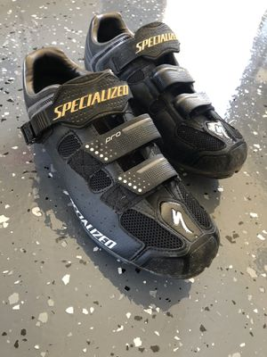 Specialized Pro MTB mountain bike shoes size 12 US for Sale in Chula Vista, CA