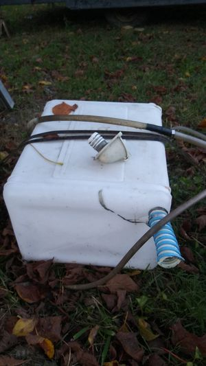 Pop up Camper water tank for Sale in Wartburg, TN
