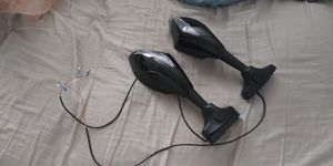 Intergrated motorcycle turn signals for Sale in Las Vegas, NV
