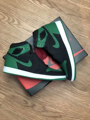 Jordan 1 Pine Green Black SIZE 10 for Sale in Inglewood, CA