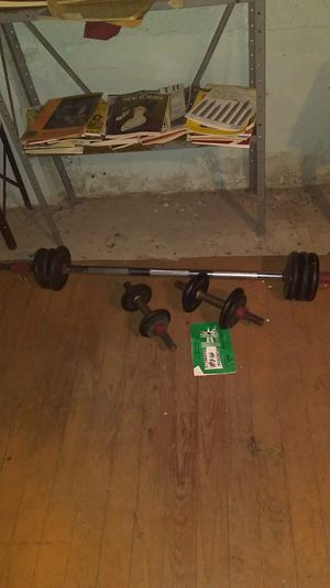 Roberts weights set for Sale in Takoma Park, MD