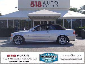 2001 BMW 3 Series for Sale in Norfolk, VA