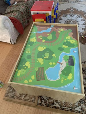 Thomas & Friends Wood Train Table. for Sale in Duluth, GA