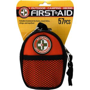 Camping First Aid Kit Car Vehicle Portable Bandage Sunscreen Travel Safety for Sale in Santa Fe, NM