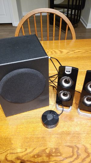 Insignia - Bluetooth Speaker System (NS-PSB4721) for Sale in North Bethesda, MD