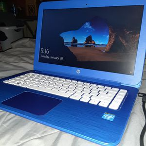 HP Stream Notebook PC 13 for Sale in North Las Vegas, NV