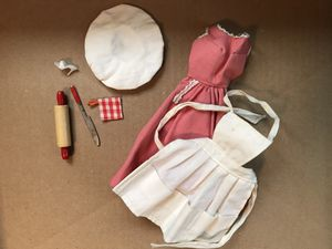 Vintage Barbie Barbie Q outfit near complete for Sale in Lockport, IL