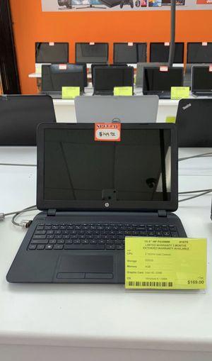 """15.6"""" HP F039WM- 2.16Ghz Intel Celeron- 500GB HDD- 4GB RAM for Sale in Los Angeles, CA"""