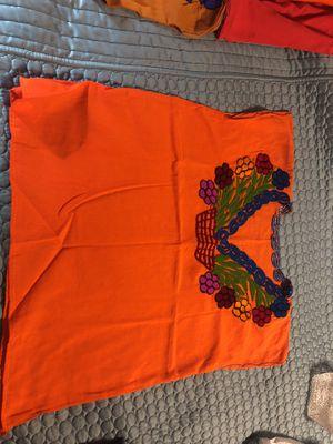 Blusas típicas mexicanas for Sale in Dallas, TX